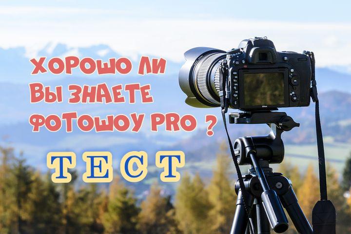 Тест ФотоШОУ PRO