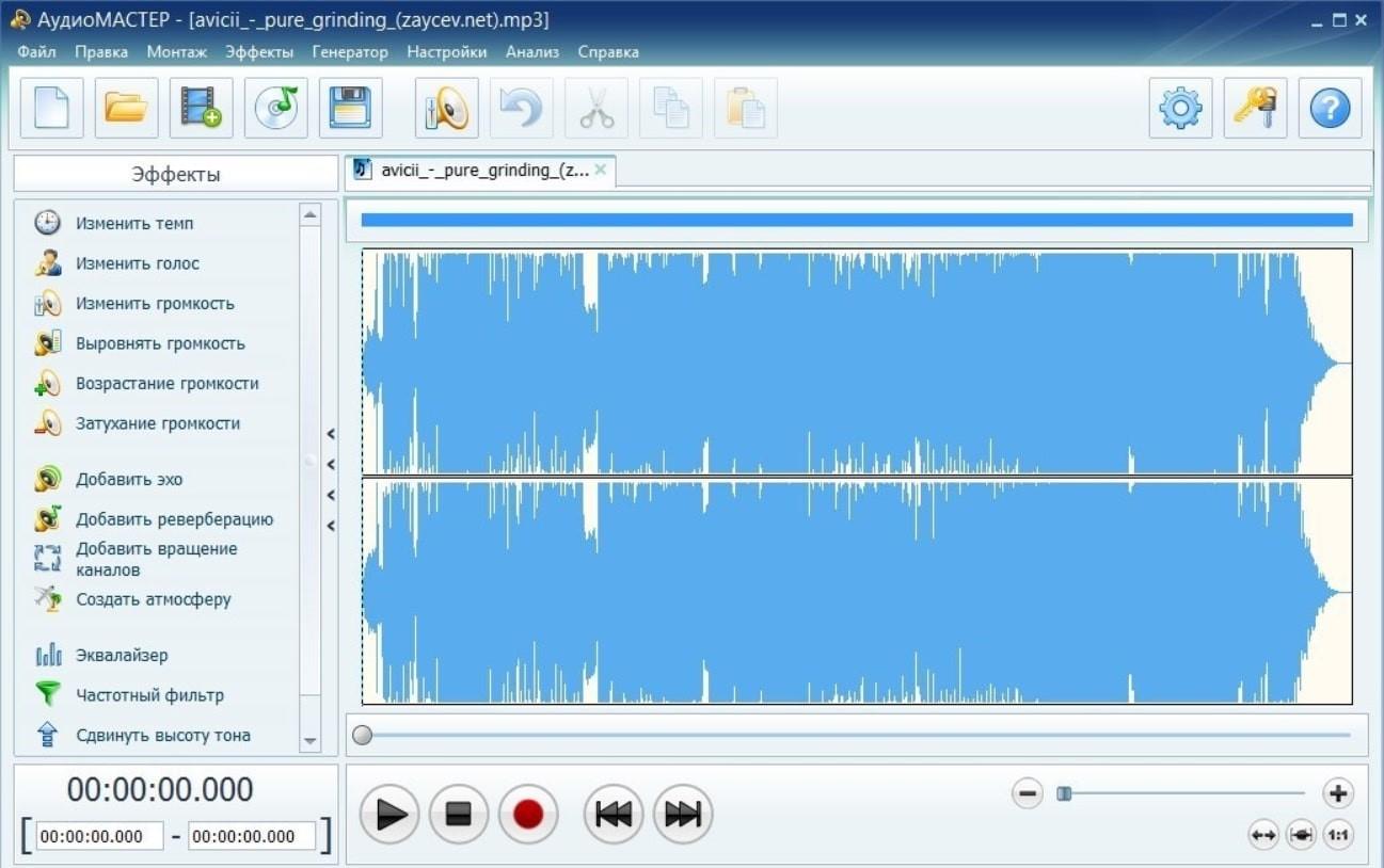 ТОП-10 лучших программ для звукозаписи
